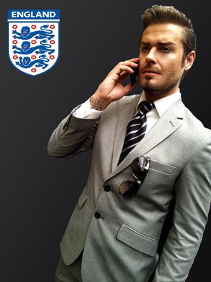 Beckham Look alike