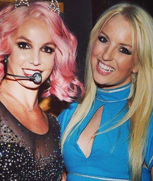 Britney Spears Lookalike