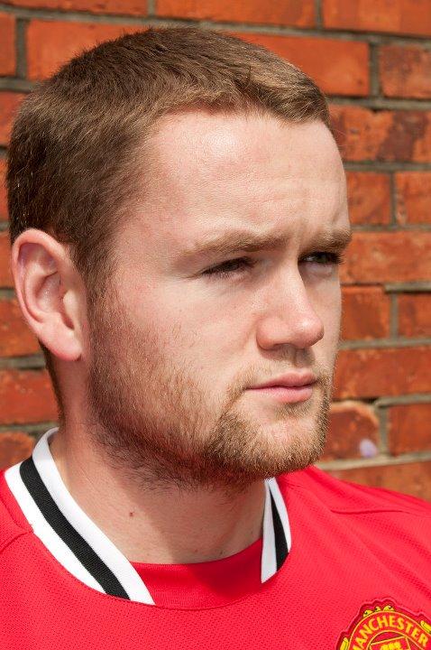 Wayne Rooney Look Alikes