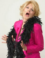 joan rivers lookalike impersonator