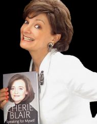 cherie blair lookalike
