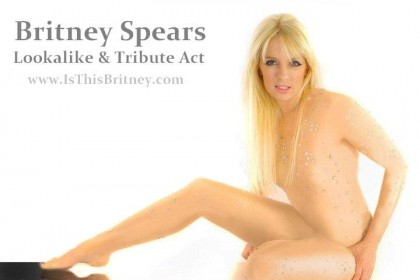britney spears lookalike weddings parties events