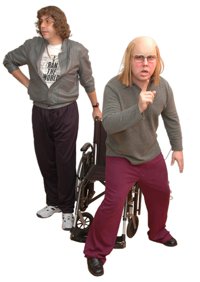 little britain lookalikes