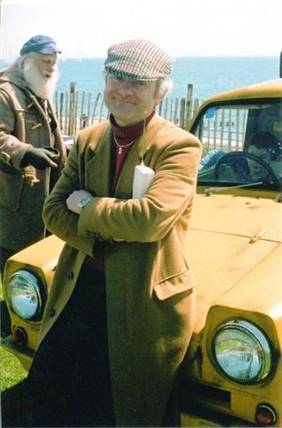 del boy lookalike impersonator