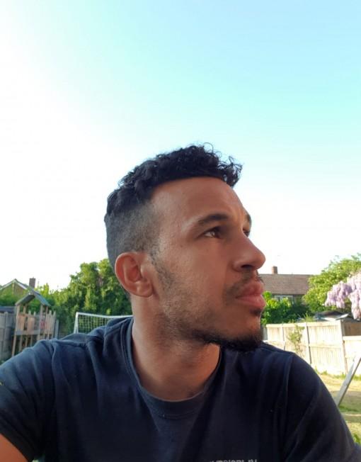 Lewis Hamilton Lookalike
