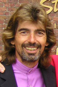 george harrison lookalike tribute