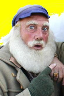uncle albert lookalike