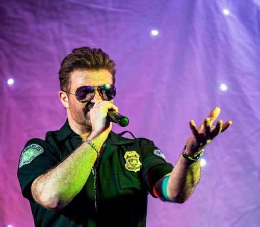 george michael lookalike tribute