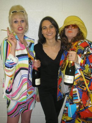 ab fab lookalikes impersonators