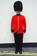 royal guard lookalike