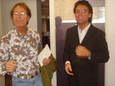 cliff richard lookalike tribute