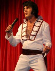 Elvis Presley Lookalike