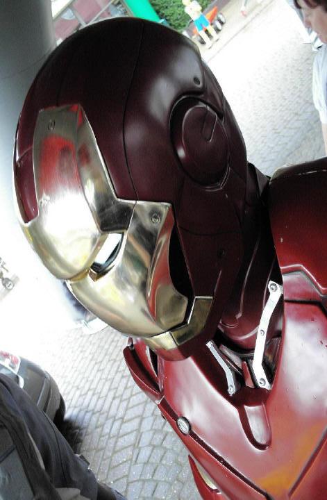 hire iron man
