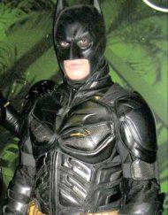 Batman Lookalike