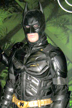Batman Lookalike