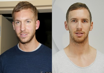 calvin harris lookalike