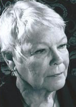 Dame Judy Dench lookalike