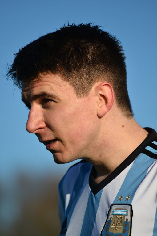lionel messi lookalike impersonator