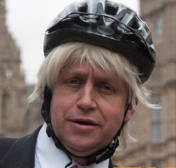 Boris Johnson Lookalike