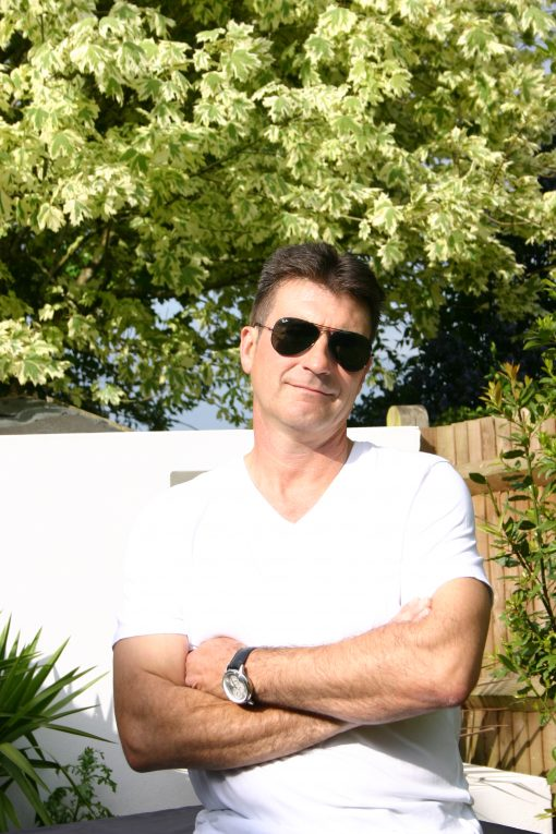 simon cowell impersonator