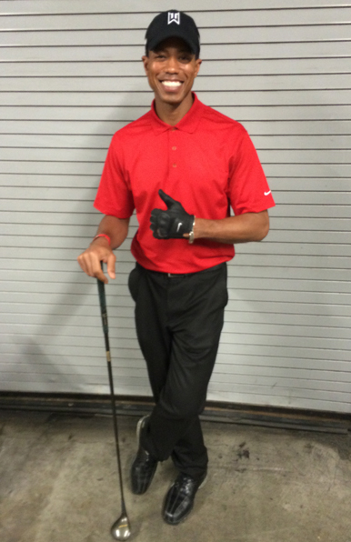 tiger woods double