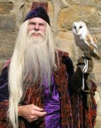 dumbledore lookalike