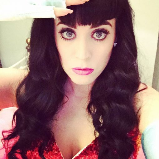 Katy Perry impersonator chippendoubles