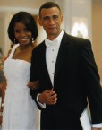 Barack and Michelle obama lookalikes
