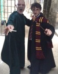 harry and voldermort lookalikes