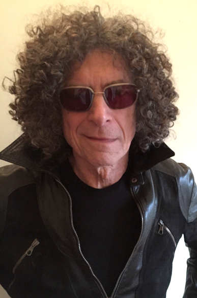 howard stern impersonator