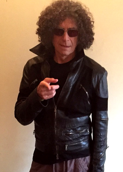 howard stern lookalike