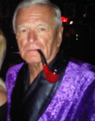 hugh hefner lookalike