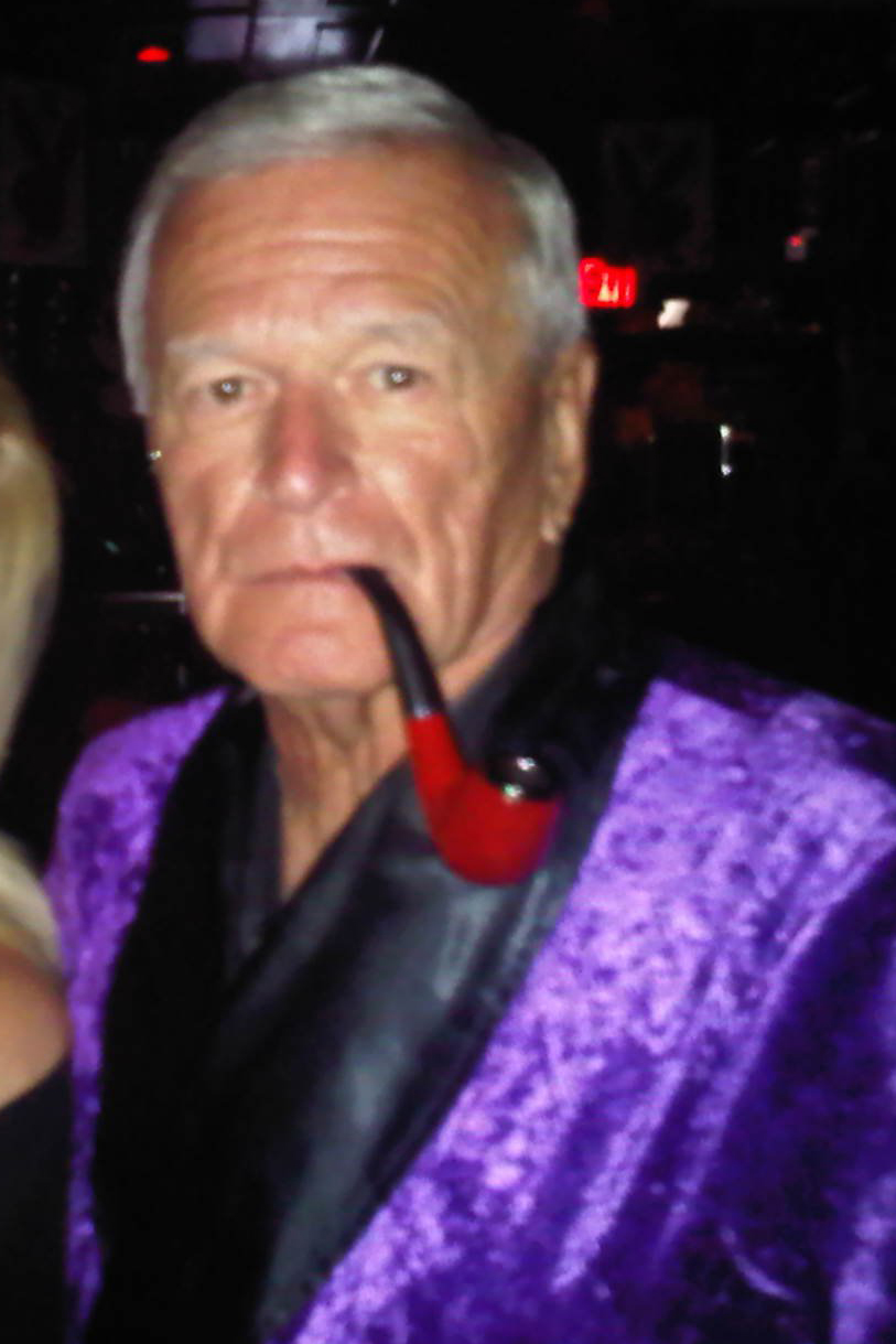 hugh hefner Hugh m hefner was born on april 9, 1926 in chicago, illinois, usa as hugh marston hefner he is a producer, known for the house bunny (2008), beverly hills cop ii (1987) and bettie page reveals all (2012) he has been married to crystal hefner.