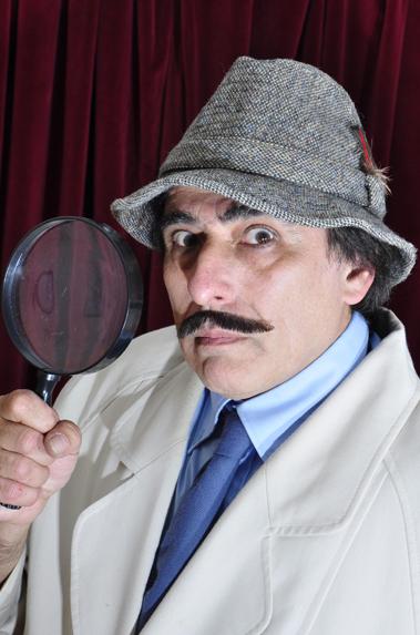 inspector clueso lookalike