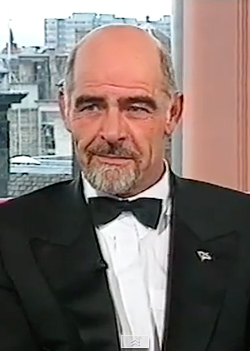 sean connery impersonator