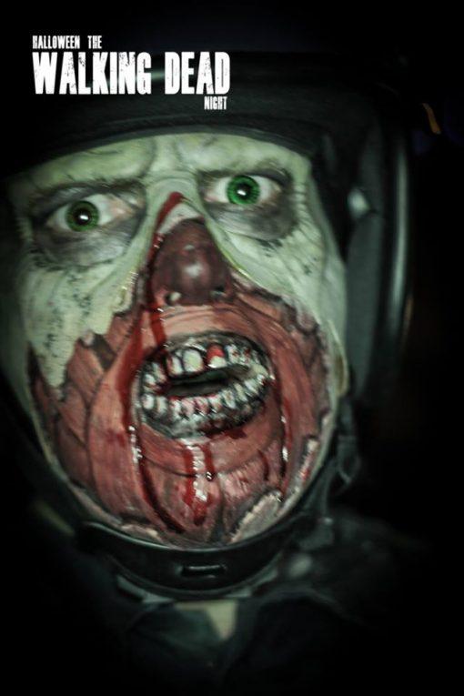 Walking Dead Zombie double