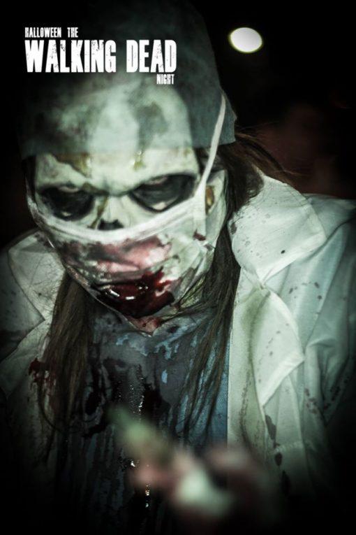 Walking Dead Zombie for hire