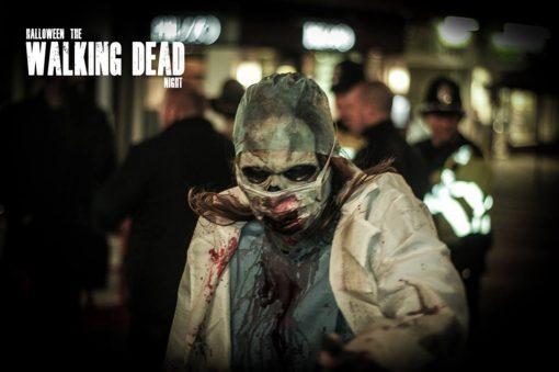 Hire Walking Dead Zombie lookalikes