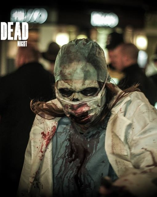 Hire Walking Dead Zombie lookalikes