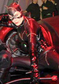 catwoman lookalike