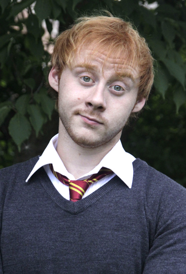 ron weasley lookalike
