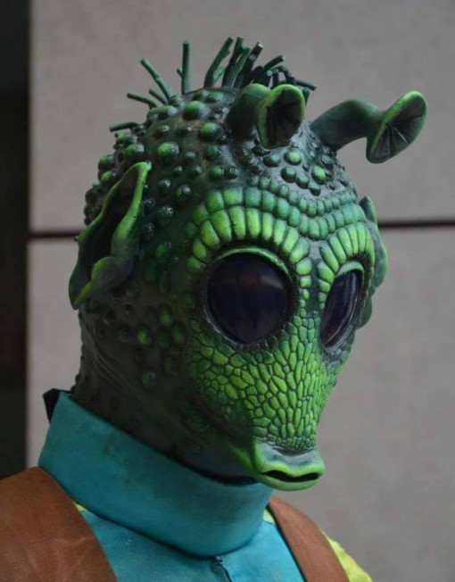 Greedo Lookalike