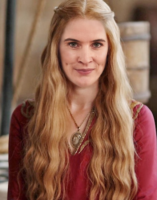 Cersei Lannister Lookalike