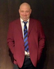 Al Murray Lookalike