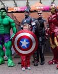 avenger lookalikes