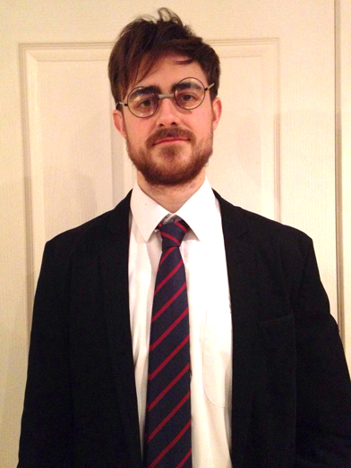 Harry Potter Lookalike