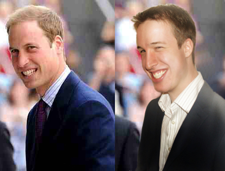 Prince William Lookalike