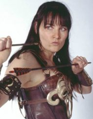 xena warrior princess impersonator