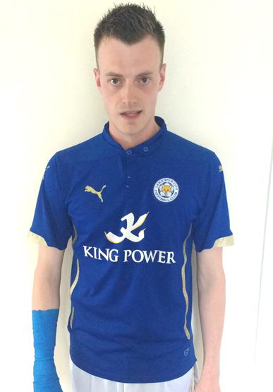 jamie vardy body double