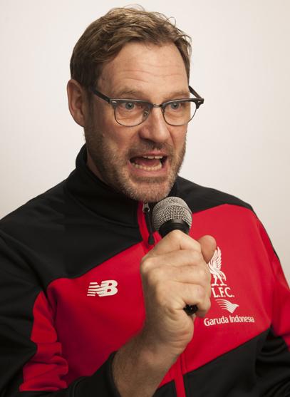 Jürgen klopp lookalike
